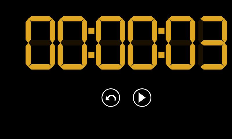 Warning Countdown