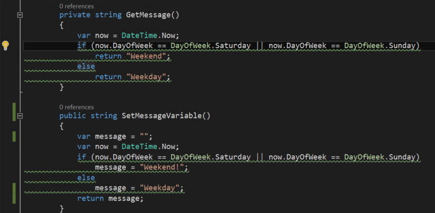 I Can Analyze Code, And So Can You (2/3)