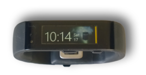 My Microsoft Band